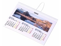 Your Design Fotokalender-Set A6 quer (140g/m²) inkl. Software