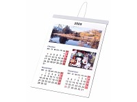 Your Design Fotokalender-Set A6 hoch (140g/m²)