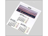 Your Design Fotokalender-Set deluxe A6 hoch (250g/m²)