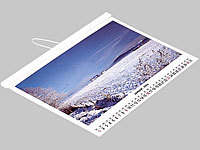 Your Design Fotokalender-Set A4 quer (140g/m²) inkl. Software; T-Shirt-Druck-Folien