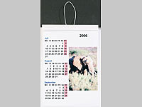 Your Design Fotokalender-Set deluxe A5 hoch (250g/m²) inkl. Software