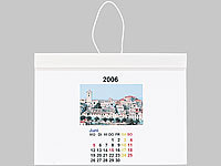 Your Design Fotokalender-Set deluxe A6 quer (250g/m²) inkl. Software