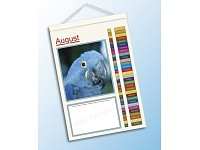 Your Design Fotokalender-Set A5 hoch (140g/m²)