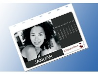Your Design Fotokalender-Set A5 quer (140g/m²)