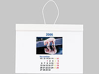 Your Design Fotokalender-Set deluxe A6 quer (250g/m²)