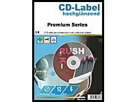 Your Design 48 FotoGlossy CD-Labels 118/36